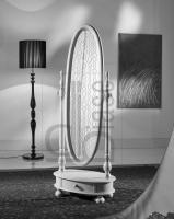 rotating mirror 8.2454-L-G